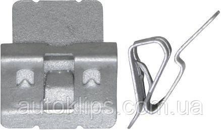Клипса крепления обшивки багажника VW Polo, Golf III / Skoda Octavia /  ОЕМ: 1U0868731A