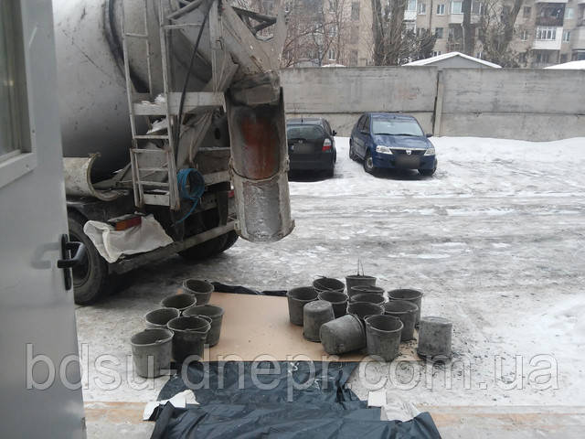 Стяжка пола в Днепропетровске