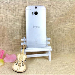 Чехол Epik для HTC One M8 Ultra-Slim White