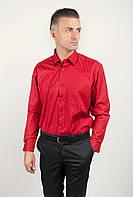 Рубашка красная нарядная AG-0002212 Красный, фото 1