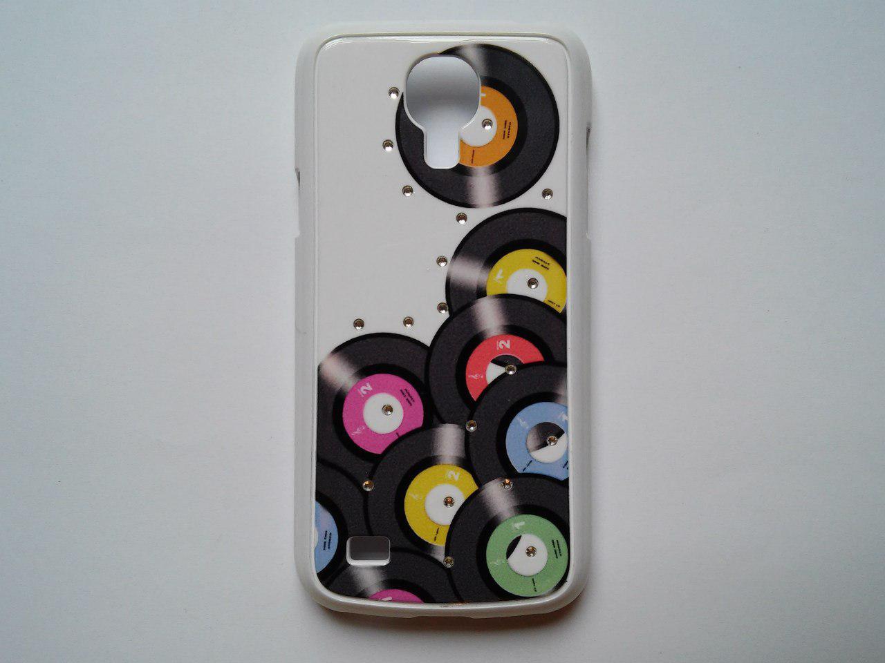 Чехол Epik для Samsung Galaxy S4 Mini Vinil