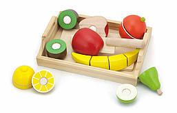 Игровой набор Фрукты Viga toys (58806)