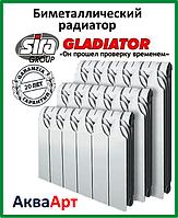 Радиатор биметаллический Sira GLADIATOR H.500х80, фото 1