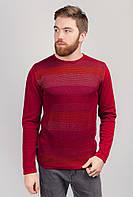 Батник мужской, джемпер трикотажный тонкий AG-0002754 Красный, фото 1