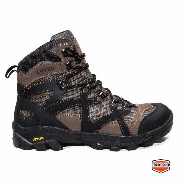 Тактичні черевики Lytos MAGMA 8 коричневі