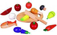 Игровой набор Продукты Viga toys (59560), фото 1