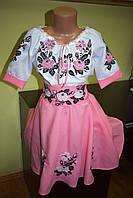 """Вишите плаття для дівчинки """"Анна"""""""