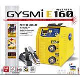 Сварочный инвертор GYS Gysmi E160, фото 2
