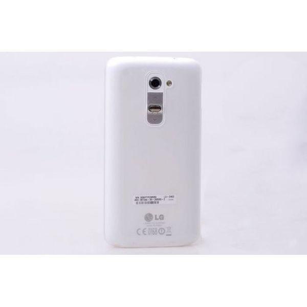 Чехол Накладка Epik для LG G2 D802 Ultra-Slim White