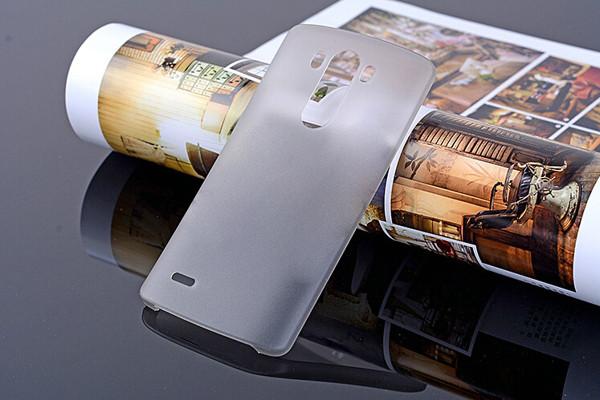 Чехол Epik для LG G3 D855 D858 D859 Ultra-Slim Gray