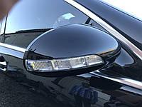 Зеркало правое черное Mercedes s-class w221 , фото 1
