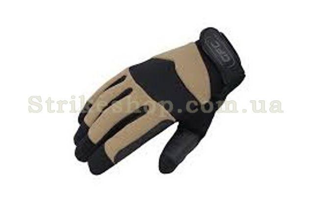 Тактичні рукавиці HDR Accuracy TAN