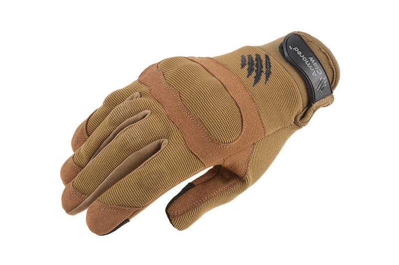 Тактичні рукавиці Armored Claw Shield Flex Tan