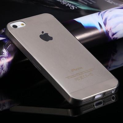 Чехол Epik для Apple iPhone 5 5S SE Ultra-Slim Black