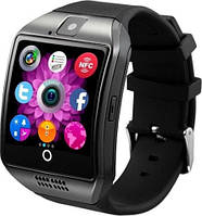 Часы Smart Watch Q18 black