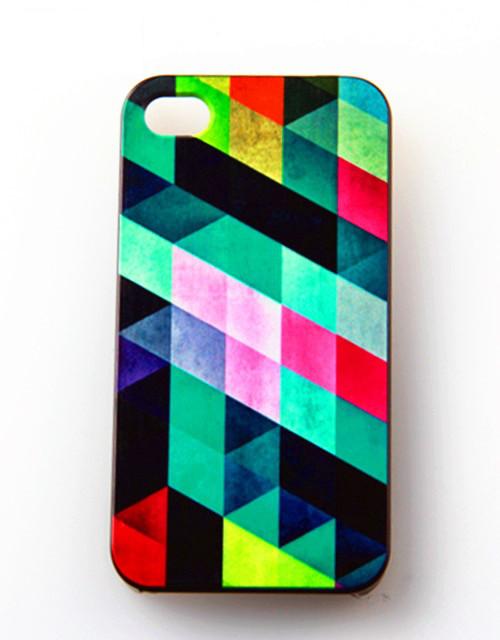Чехол Epik для Apple iPhone 4 4S Ромб Палитра