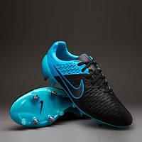 Бутсы футбольные Nike Magista Opus Leather SG Pro