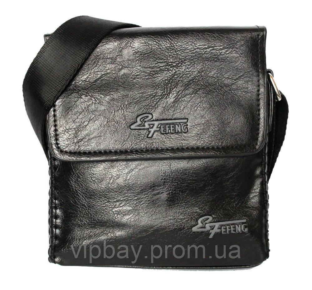 Небольшая мужская сумка через плечо (54185н)