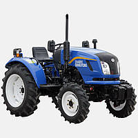 Трактор DONGFENG 244 DHХ(24 л.с., 3 цил., 4х4, КПП 8+2 , ГУР, блокировка, колеса 6.50-16/11.2-24), фото 1