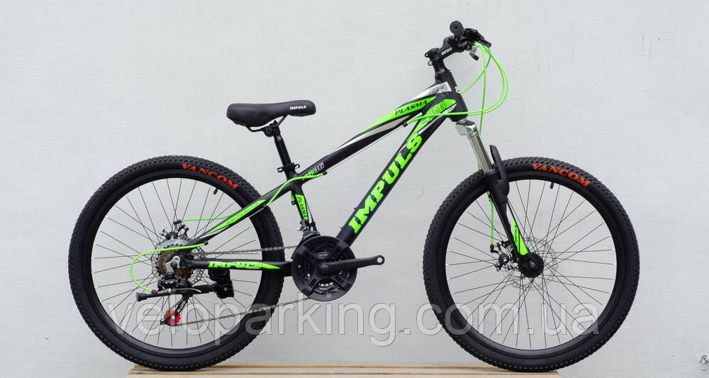 Горный алюминиевый подростковый велосипед для 24 Impuls Plazma (2020)