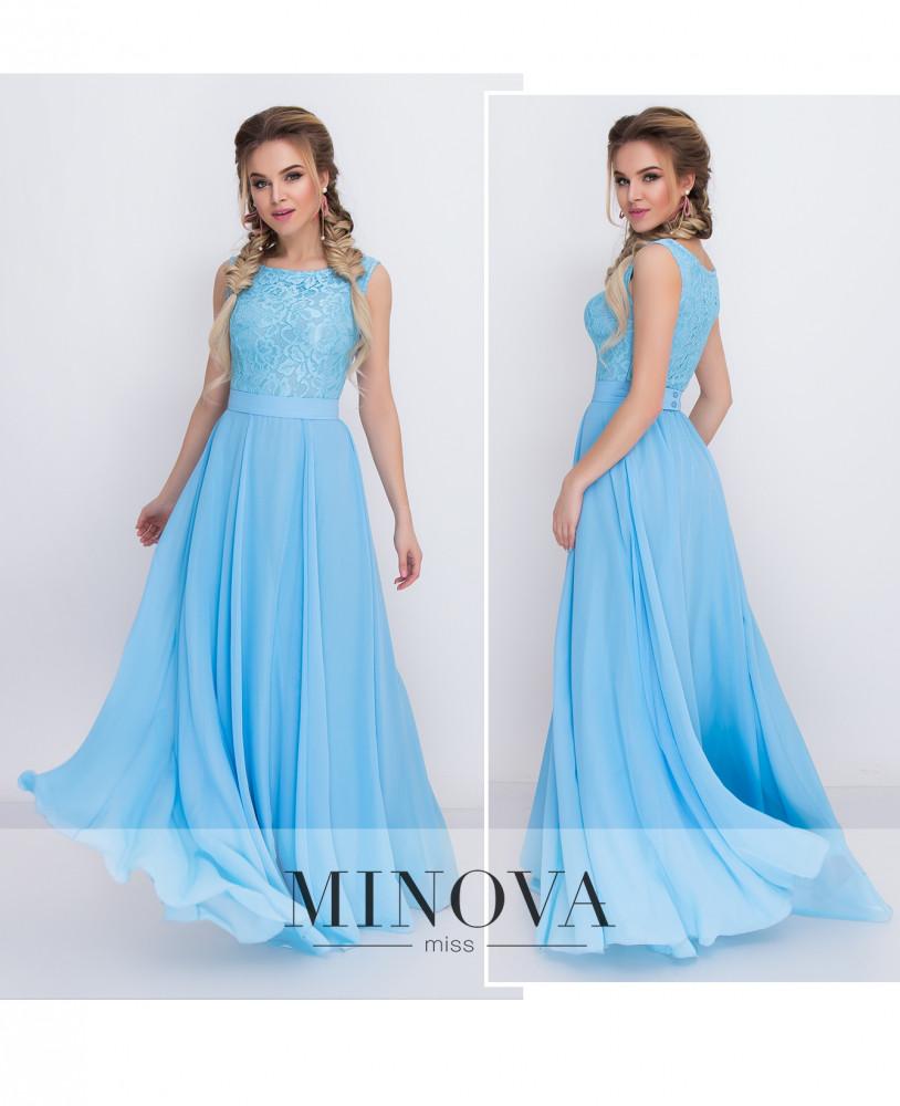 Очаровательное платье в пол размеры 42,44,46