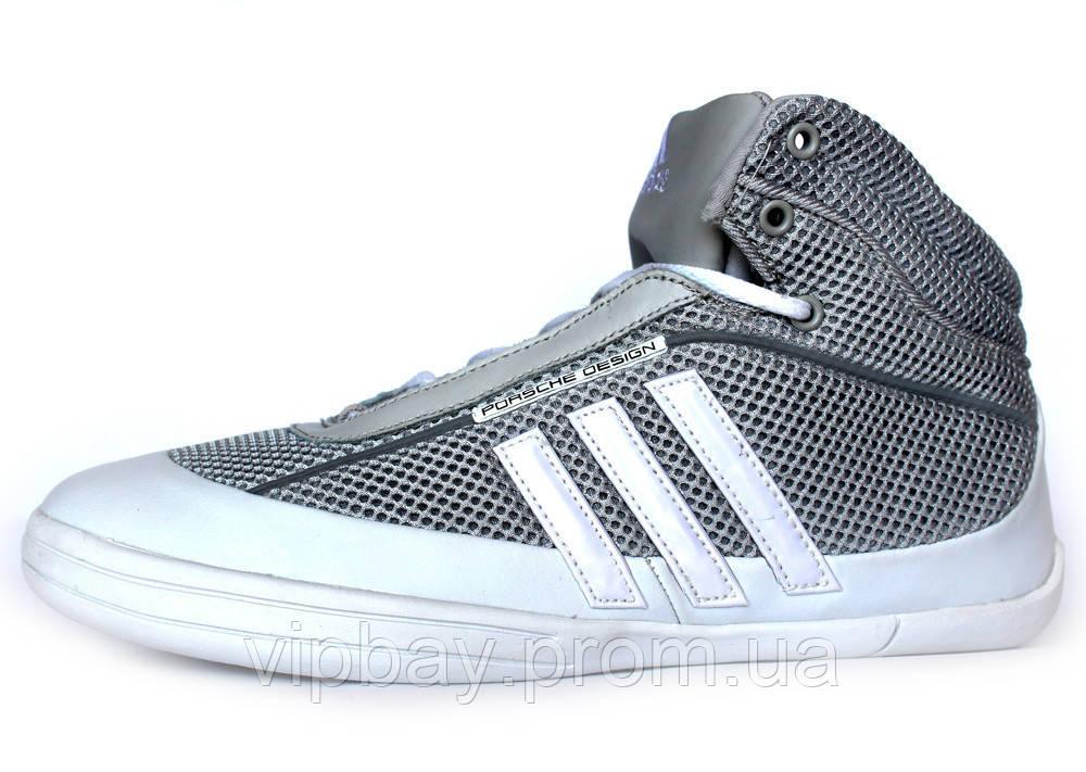 6a2dfcb4 45р Кроссовки мужские Adidas (реплика) летние натуральная кожа (А-36ср