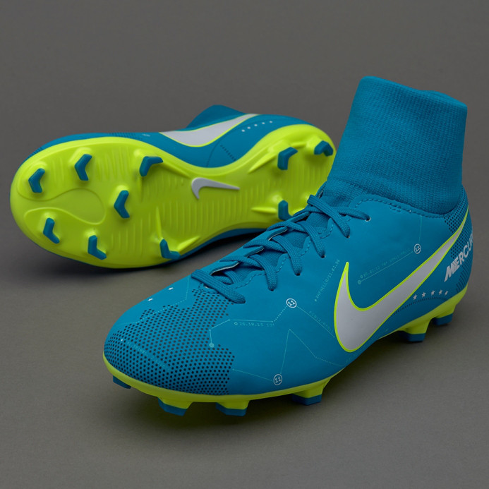 93a8f3e0 Детские футбольные бутсы Nike Mercurial Victory VI DF Neymar FG Junior