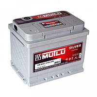 Аккумулятор автомобильный Mutlu Silver Calcium Technology 6СТ-60, 60 А/ч, 510A, правый +