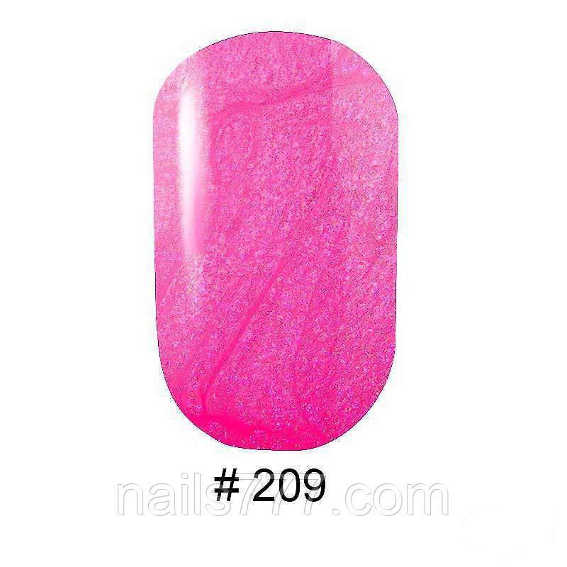 Гель-лак G.La Color №209a (розовый, хамелион).