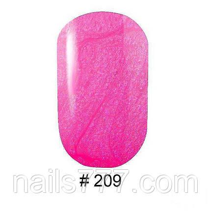Гель-лак G.La Color №209a (розовый, хамелион)., фото 2