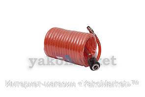 Шланг спиральный Einhell - 8 м, 6 x 8 мм, полиуретановый