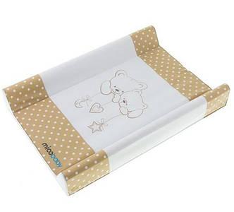 Пеленальный матрас Mioobaby детский малый Cuddle Bear