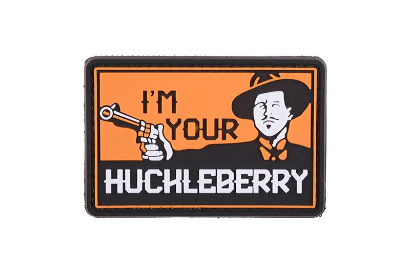 Патч GFC I Am Your Huckleberry PVC