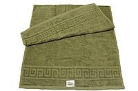 Махровые полотенца сауна 100х150, 100% хлопок, Туркмения