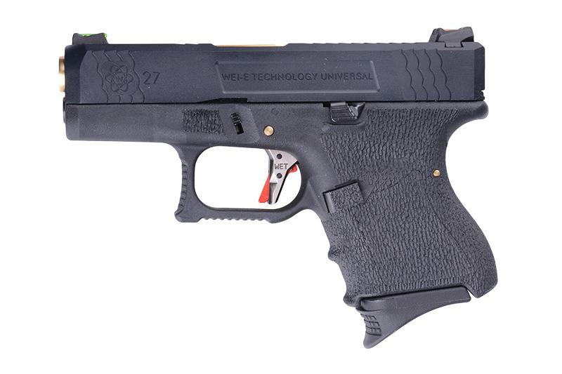 Пістолет WE Glock 27 Force GBB