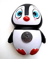 Сквиши Squishy антистресс пингвинчик с ароматом