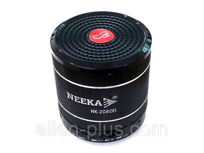 Акустична колонка NEEKA NK-2080B, black