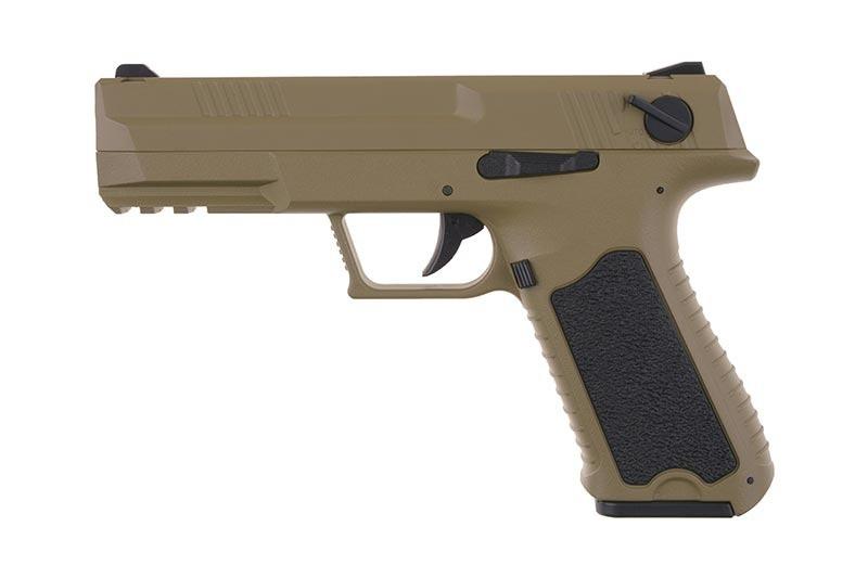 Пістолет Cyma ERGO-FA Plastic CM.127 AEP tan