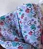 Муслиновые пеленки BabyOno Cупермягкие Набор 3 шт. Розовые, фото 7