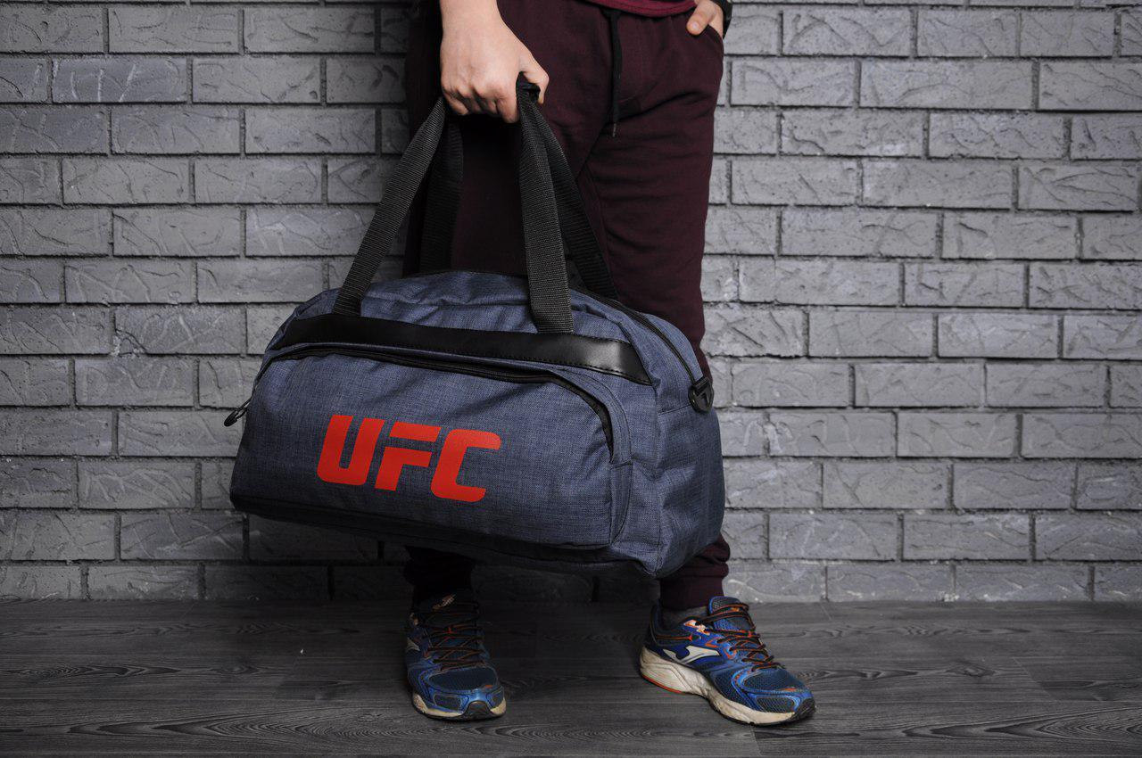 Спортивная сумка Reebok UFC синего цвета (люкс копия) - Интернет-магазин  спортивной обуви 506615bf32eed