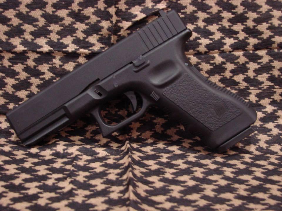 KJW Пістолет Glock 17 Metal Slide GBB