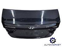 Крышка (дверь) багажника Hyundai Sonata 2010-2014 (YF), фото 1