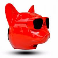 Беспроводная колонка Бульдог Red mini
