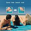 Пляжная подстилка антипесок Sand free 200x200см