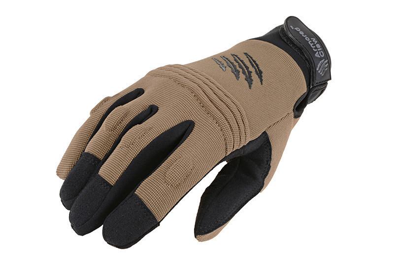 Тактичні рукавиці Armored Claw CovertPro Tan