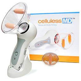 Вакуумний масажер антицелюлітний Celluless MD