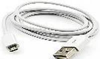 Кабель USB для IPHONE 6 резиновый толстый шнур с резьбой Elite i-825