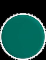 Зеленый  аквагрим AQUACOLOR 4мл(оттенок GREEN 21)