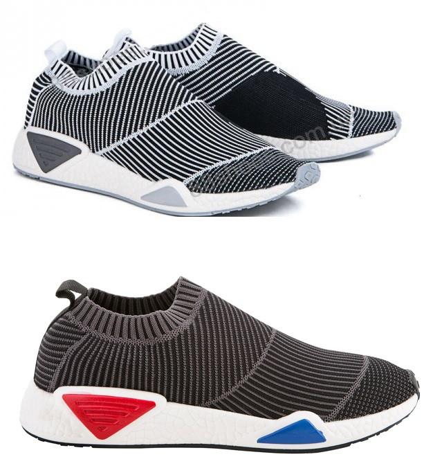 a9a97021 Кроссовки мужские Adidas NMD Сity Sock (CS1PK). Беговые кроссовки Адидас.  Реплика