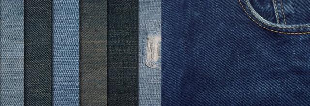 Плотная джинсовая ткань